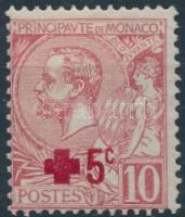 1914 Vöröskereszt felülnyomással Mi 26