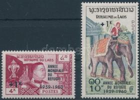 1960 Menekültek éve sor Mi 103-104