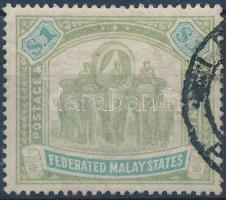 Maláj államszövetség 1900 Mi 23