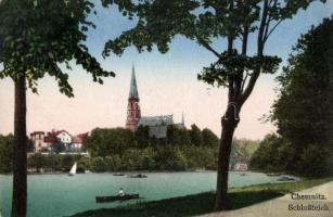Chemnitz, Schlossteich
