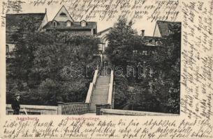Augsburg, Schwedenstiege / Sweden stairs