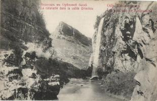 Kislovodsk, Oriechow valley, waterfall (EK)
