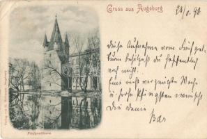1898 Augsburg, Fünfgratturm