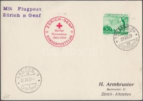 Alkalmi légi levelezőlap Occasional airmail card