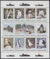 1980 Argentin fennhatóság a Falkland-szigeteken, Antarktiszon 2 teljes ív Mi 1465-1478