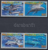 2009 WWF: Delfinek sor párokban Mi 4768-4771