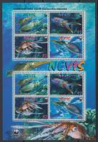 2009 WWF: Tintahal kisív Mi 2380-2383