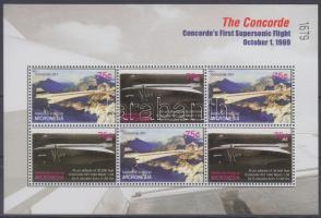 2006 Concorde kisív Mi 1763-1764