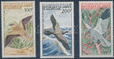 1964 Madarak sor Mi 223-225
