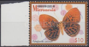 2006 Forgalmi bélyegek: lepke ívszéli záróérték Mi 1757