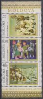 2006 Karácsonyi festmények ívszéli hármascsík Mi 570-572