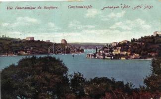 Constantinople, Bosphorus (Rb)