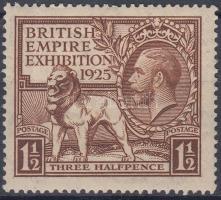 1925 Birodalmi kiállítás Mi 169