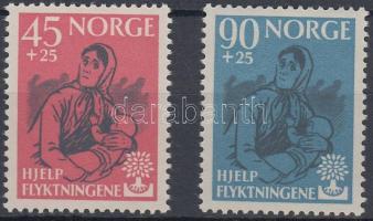 1960 Menekültek éve sor Mi 442-443