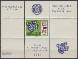 1961 Egyesült Európa blokk Mi 15