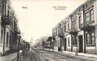 Stryi, Stryj; Ulica Trybunalska, Trybunalgasse / street