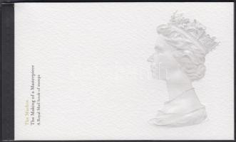 2007 40 éves az Arnold Machin által tervezett II. Erzsébet profilját ábrázoló bélyeg MH 153 (Mi 564 CS, 2297, 2515, 2526, 2527 I - 2528 I, 2432-2435)