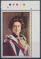 1983 Forgalmi: II. Erzsébet királynő ívsarki bélyeg Mi 313