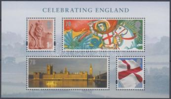 2007 Ünneplő Anglia blokk Mi 1