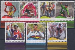 Mark Cavendish rider margin set, Mark Cavendish kerékpározó ívszéli sor