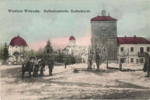 Volodymyr-Volynskyi, Wladimir-Wolynsk; Kathedra street