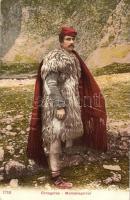 Montenegrin folklore, Montenegrói folklór