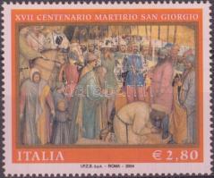 2004 San Giorgio mártír Mi 2969