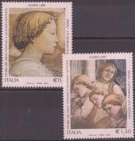 2005 Olaszország művészeti és kulturális öröksége sor Mi 3060-3061