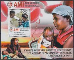 Nemzetközi egészségügyi szervezet (AMI) blokk, International Health Organizations (AMI) block