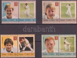 Krikett (I) 4 pár Cricket (I) 4 pairs