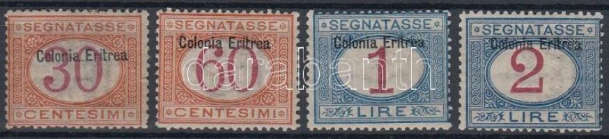 1903 Portó értékek Mi 4, 7-9 I