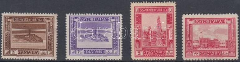 1932 Forgalmi értékek Mi 171-172 C, 180 A, 183 C