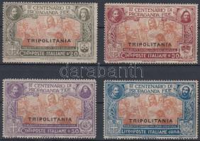 1923 Kongregáció sor Mi 15-18