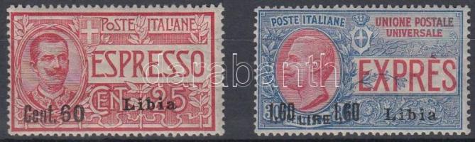 1922 Mi 43-44