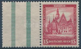 1931 Nothilfe füzetösszefüggés Mi Wz8 (Z+460)