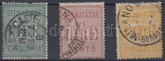 1884 Mi 2-4