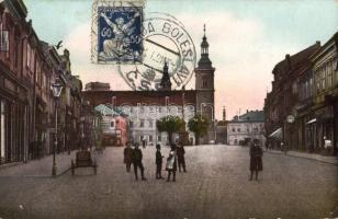 Mladá Boleslav, Staromestske namesti / Old Town Square