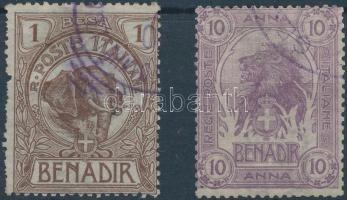 1903 Forgalmi Mi 1 + 7