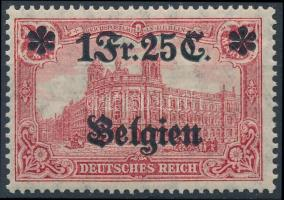Belgium 1914 Mi 8