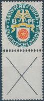 1929 Nothilfe füzetösszefüggés Mi S72
