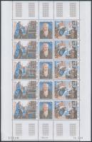 1981 Mozart kisív Mi 1470-1472