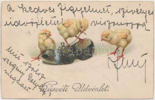 Easter, Amag No. 1430. litho