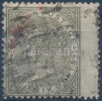 1872 Viktória királynő Mi 54 C