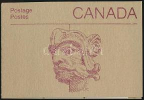 Stamp-booklet, Bélyegfüzet