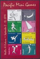 2013 Csendes óceáni sportjátékok kisív