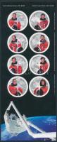 Space research: Canadian Astronauts foli-sheet, Űrkutatás: Kanadai Űrhajósok fólia ív