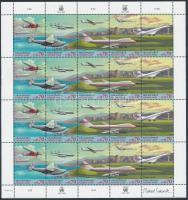1997 A repülés fejlődése kisív Mi 314-318