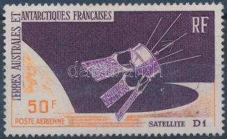 The French satellite D1, A francia D1 műhold