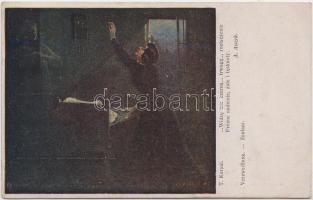 Verzweiflung / despair s: T. Korpal, Kétségbeesés s: T. Korpal