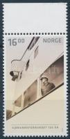 2010 100 éves a norvég tengerészet ívszéli Mi 1732